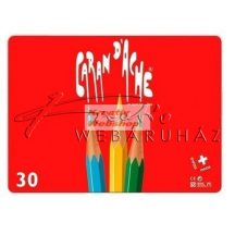 Minőségi elmosható színesceruza készlet - Carandache 30db-os akvarellceruza készlet