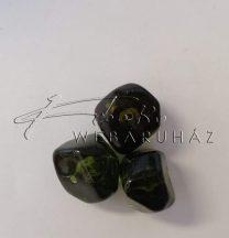 Áttetsző Zöld Akril Kő gyöngy