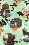 Kreatív hobby - Transzparens papír - Cappuccino