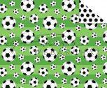 Foci és sport mintás kartonpapír
