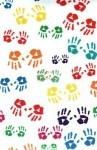 Gyermek mintás transzparens papír