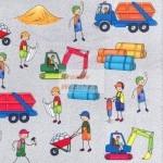 Gyermek mintás kartonpapír