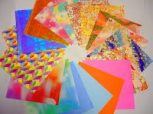 Origami papírok