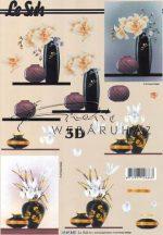 Feng Shui vázák, Fázisos 3D
