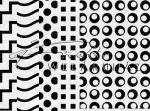 Textúrás papír - Mulberry Retro textúrás papír