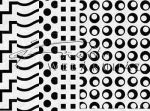 Kreatív hobby - Textúrás papír - Mulberry Retro textúrás papír