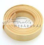 Fenyő háncs - Pine Strip 2cm széles, színes, fa quilling technikához