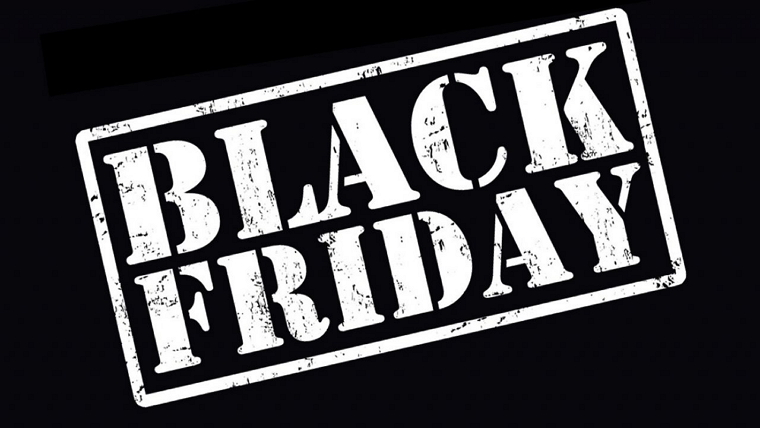 Black Friday csak ma: 30-70%